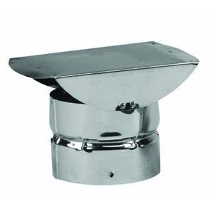 SELKIRK CORP 243805 Pellet Horizontal Term Cap, 3-Inch by Selkirk by TV Non-Branded Items (Home Improvement)