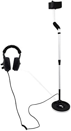 Pyle PHMD4 Treasure Hunter 4000 Weatherproof Pro Metal Detector System, Includes Headphones with Integrated Circuitry
