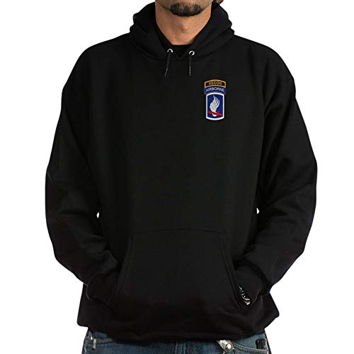 CafePress 173Rd ABN with Recon Tab Pullover Hoodie, Classic & Comfortable Hooded Sweatshirt Black ()