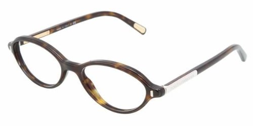DOLCE&GABBANA D&G DG Eyeglasses DG 3105 BLACK 501 DG3105 50MM by Dolce & Gabbana (Image #2)