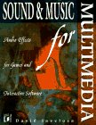 Music for Multimedia, David Javelosa, 1558515550