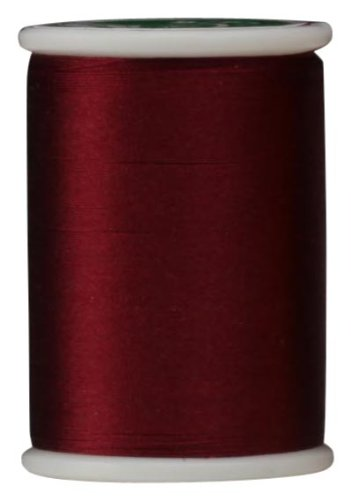 CLOVER 064 Silk Thread, Maroon (Maroon Thread)