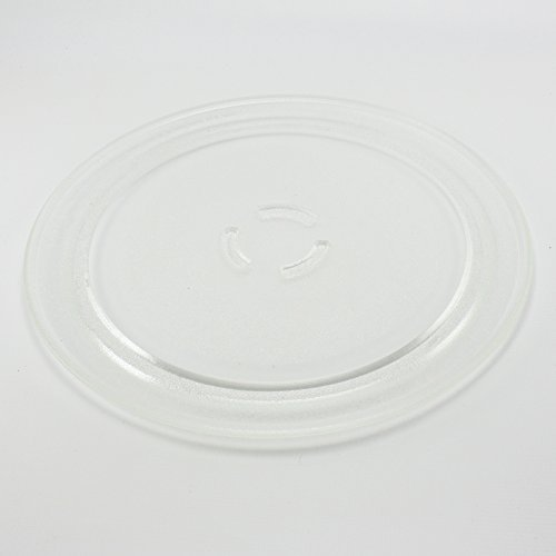 Kitchen Aid Glass Turntable Tray / Plate 11-7/8'' 4393799 by ERP by ERP