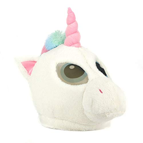 Maskimals Plush Head Halloween Costume, -