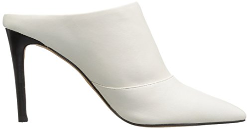 Dolce Leather Vita Mule Women's Cinda Off White qRxOq4