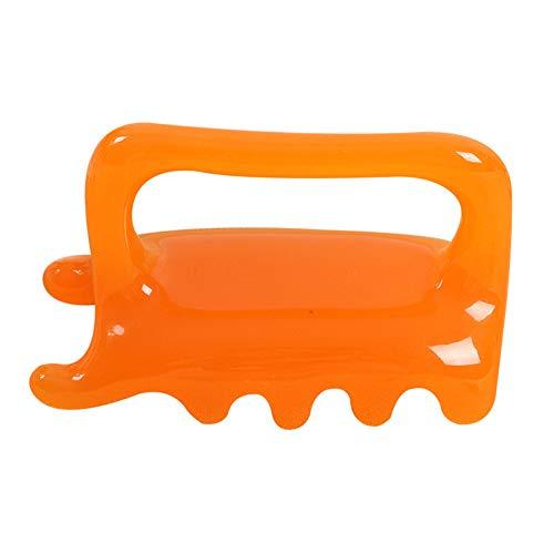 Yiwa Orange Handheld Massager Stress Rel...