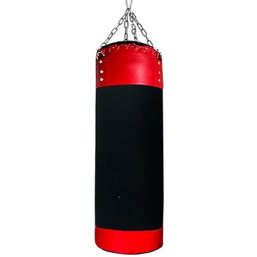 ボクシング ヘビー パンチング、 垂直 キャンバス ボクシング三田 くぼみ 土嚢、 テコンドー MMA にとって ティーンエイジャー そして 大人、 ジムホーム 土嚢 (Color : 赤 黒, Size : 160cm) 赤 黒 160cm