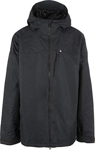 Volcom Prospect Snowboard Jacket Black Mens Sz L
