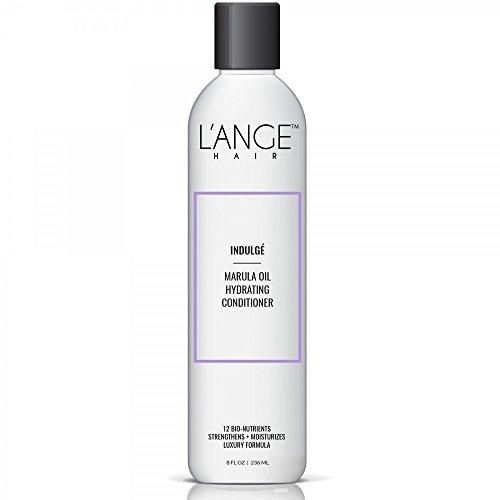 L'ange Hair Indulge Marula Oil Hydrating Conditioner, 8 Ounce (8 Ounce Hydrating Conditioner)