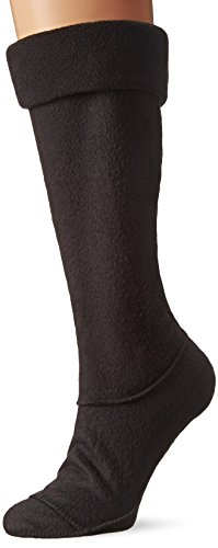 - Western Chief Women's Solid Fleece Liner, Black, XL