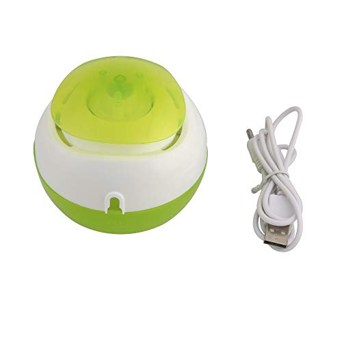 Fenebort Humidificador USB, Nuevo portátil de Oficina en casa Coche Mini USB Humidificador silencioso purificador de Aire...