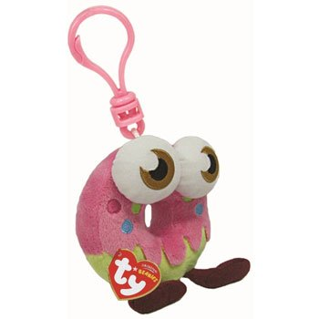 Ty Moshi Monsters Oddie Clip On