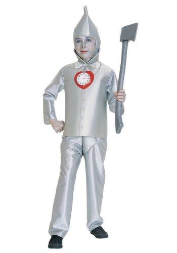[Tin man Costume - X-Large] (Tin Man On Wizard Of Oz)