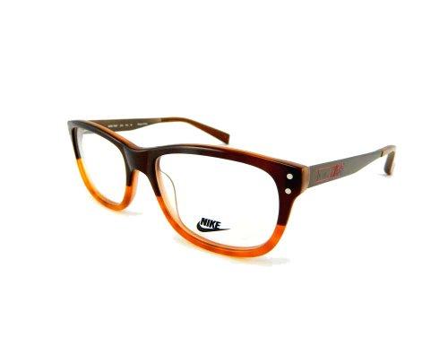 Nike Eyeglasses NK 7207 BROWN 210 - Womens Nike Eyeglasses