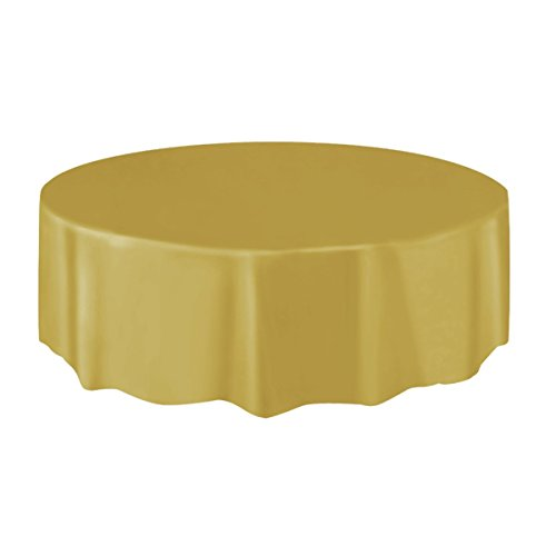 Allgala 12-PC Plastic Table Cover 84