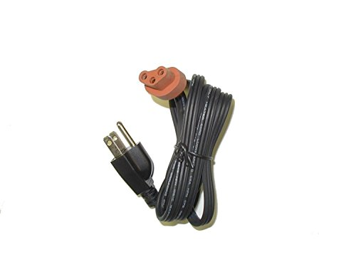 Block Heater Cord - Kat's 28500 18/3 Gauge, 5' Straight in Replacement Cord
