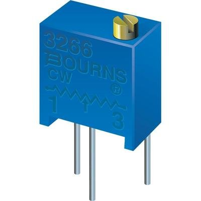 Trimmer 0.25 (Trimmer Resistors - Through Hole 1/4
