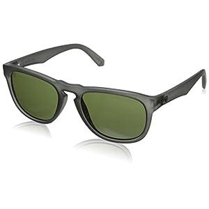 Electric Visual Leadfoot Matte Smoke Sunglasses