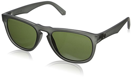 Electric Visual Leadfoot Matte Smoke Sunglasses