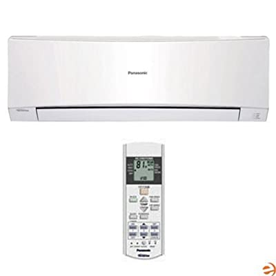 Panasonic CS-S12NKUW-1 Single Split System Wall Mounted Air Conditioner, Indoor Unit