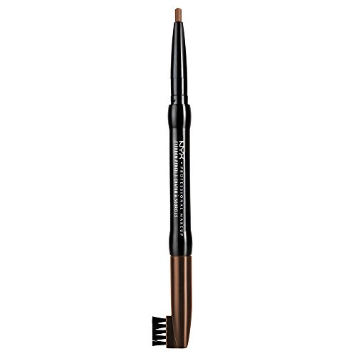 NYX Auto Eyebrow Pencil, Auburn