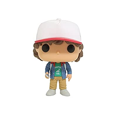 Funko POP Television Stranger Things Dustin with Compass Toy Figure: Stranger Things: Toys & Games