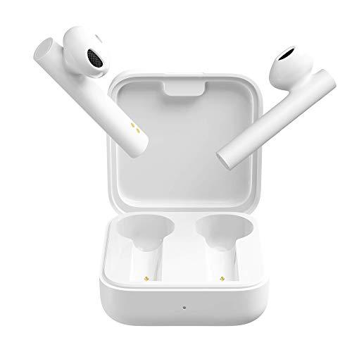 Xiaomi Mi True Wireless Earphones 2 Basic Hoofdtelefoons, Hebben Een Langere Batterijduur, Met Uitstekende…