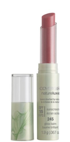 Covergirl Natureluxe Gloss Balm Pinot 245, 0.067-Ounce