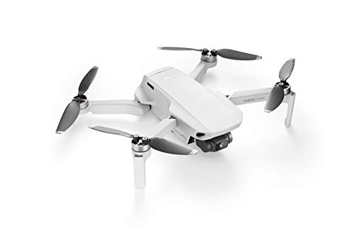 DJI Mavic Mini – Drone FlyCam Quadcopter with 2.7K Camera 3-Axis Gimbal GPS 30min Flight Time (Renewed)