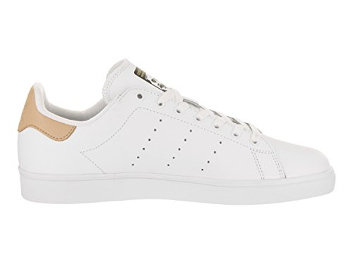 adidas Originals Men's Stan Smith Vulc Shoes Footwear White/Pale Nude/Gold Metallic discount best store to get free shipping hot sale 2PUpXfnVt
