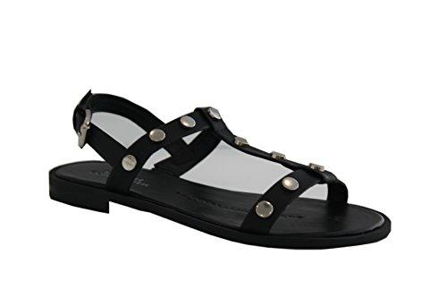 Shoe Biz - Sandalias de vestir para mujer negro