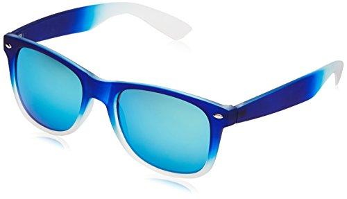 MSTRDS Likoma Fade, Lunettes de Soleil Mixte, Bleu (Royal), Taille Unique