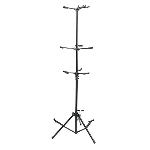 On Stage GS7652B Six-Guitar Tripod Stand from OnStage