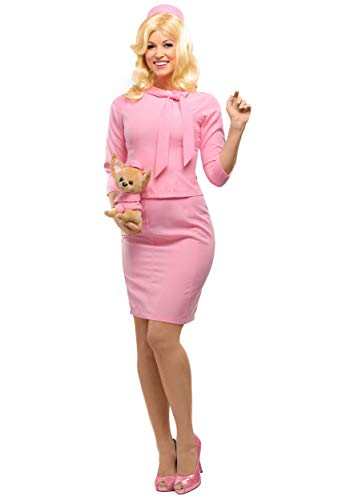 Legally Blonde 2 Elle Woods Costume Small Pink]()