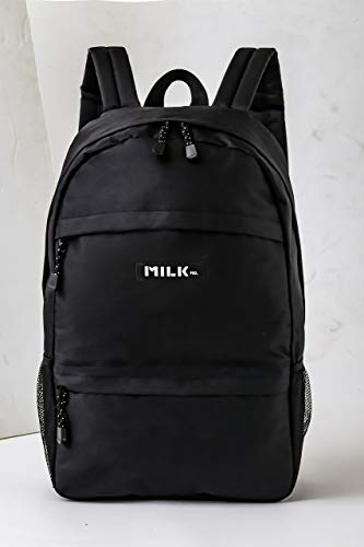 MILKFED. BACKPACK BOOK BLACK 付録画像