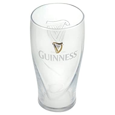 Guinness 20Oz Gravity Pint Glass (4 Pack)