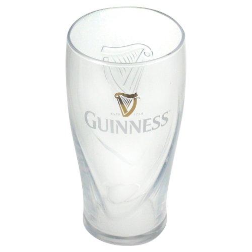 Guinness 20oz Gravity Pint Glass - 4 Pack