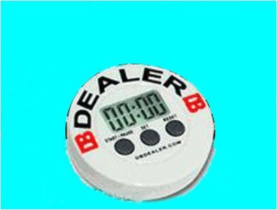 Brybelly Holdings ACP-0004 DB Timer Dealer Button from Brybelly Holdings