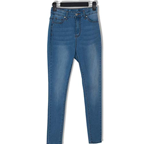 RXF Pantalones Slim Slim-Slim Slim Jeans para Mujer (Color : 2#, Tamaño : XL) 2#