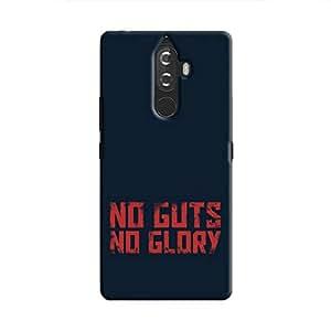 Cover It Up - No Guts, No Glory Lenovo K8 Plus Hard Case