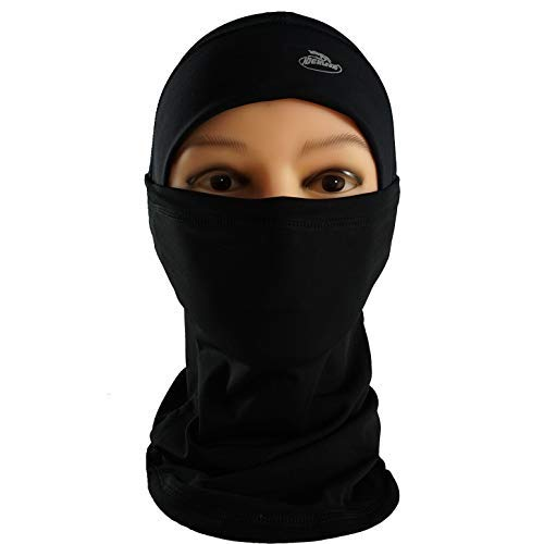 Amazon.com  Ski Balaclava Beanie Hat Neck Warmer Outdoor Face Mask ... 6776af21191