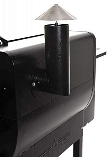 Camp Chef SmokePro Stainless DLX Pellet Grill by Camp Chef (Image #4)