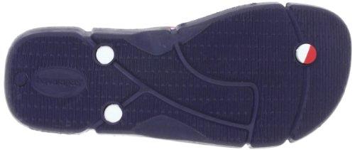 Havaianas Flip Flops Men/Women Brasil Logo Navy Blue muaxMLcPBz