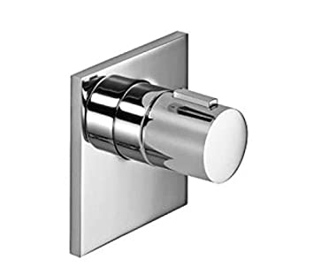 Delightful Dornbracht 36416780 00 Mem Xtool Thermostat Shower Trim Polished Chrome