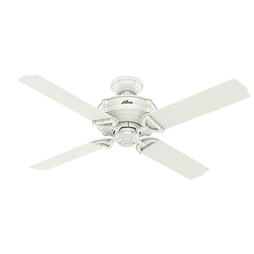 Hunter Fan Company 54180 Ceiling, Large, Fresh White Review