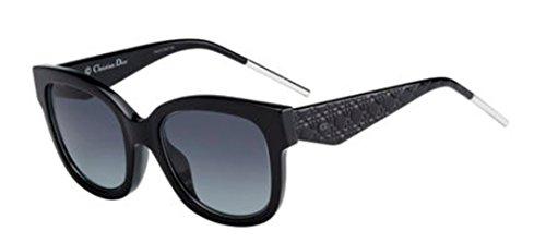 New Christian Dior VERY DIOR 1N 807/HD Black/Grey (Very Dior Sunglasses)