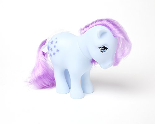 Basic Fun My Little Pony Retro - Blue Belle]()