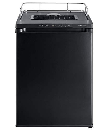 EdgeStar BR3002SS 24 Inch Wide Kegerator Conversion Refrigerator for Full Size Keg - Stainless Steel by EdgeStar (Image #4)