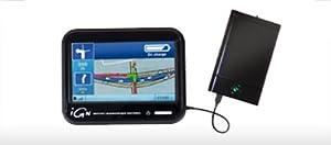 BATTERIE UNIVERSELLE POUR GPS POWER RIDER COMPATIBLE AVEC KIT GPS MOTO SO EASY RIDER; Capacité : 3200 mAh LA BONNE ENTREPRISE EST : POWER PAL