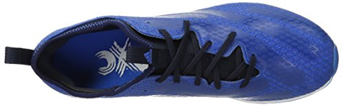 Adidas Performance Mens Xcs Cross-country Loopschoen Tech Staal / Wit / Schokblauw